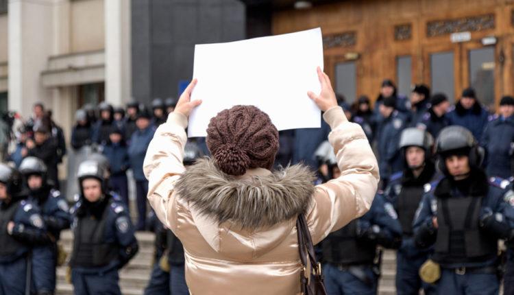 Эксперты спрогнозировали рост протестов по всей России