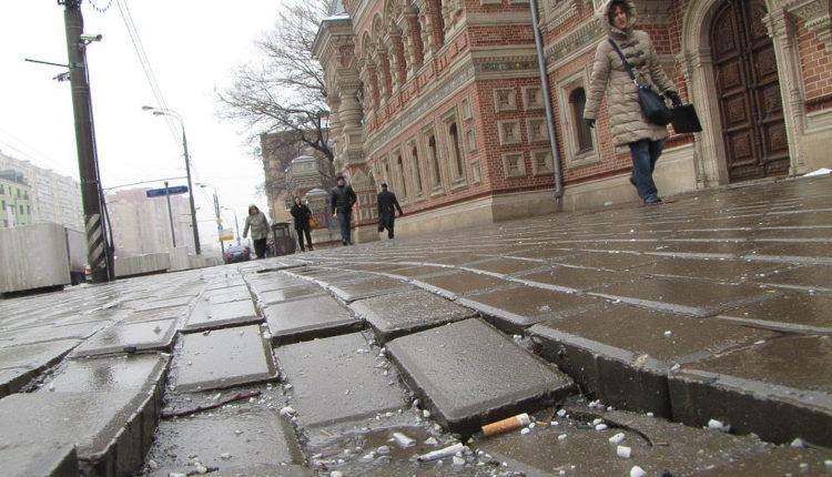 Власти Москвы намерены поставить очередной рекорд по затратам на благоустройство
