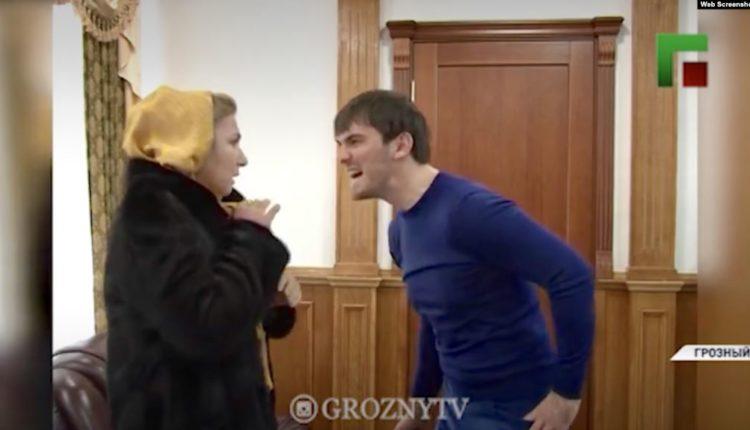 Бывший вице-премьер Чечни пытал женщину электрошокером. ВИДЕО