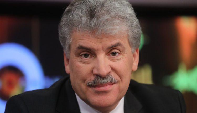 Акционерам совхоза имени Ленина удалось отсудить у Грудинина более миллиарда рублей