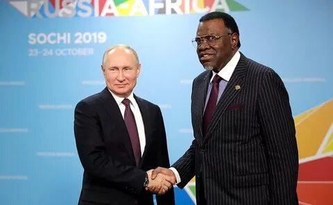 Путин простил африканским странам долги на 20 миллиардов долларов
