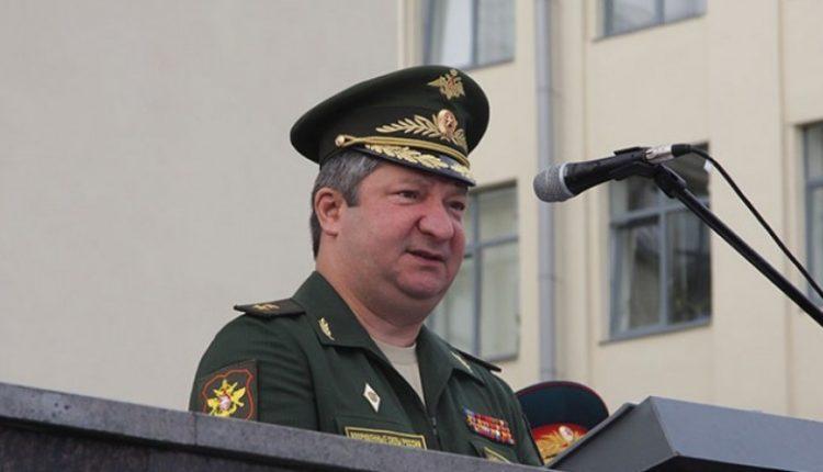 Замначальника Генштаба Минобороны предъявили обвинения в хищении 2,2 миллиарда