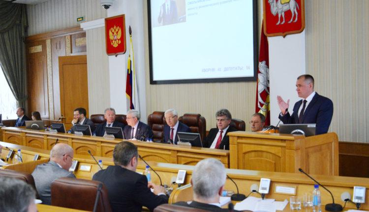 Челябинское Заксобрание открыло лазейку для коррупционеров