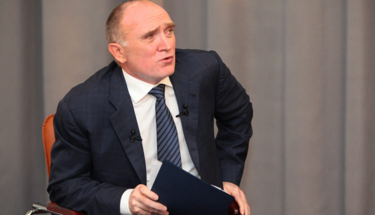 Челябинский фонд капремонта хочет взыскать неустойку с фирмы экс-губернатора Дубровского, получившей от него госконтракты более чем на миллиард рублей