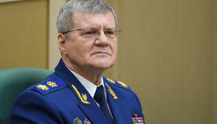 Ярославского судью уволили за критику генпрокурора Юрия Чайки