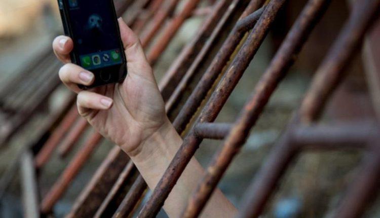 В МВД и Госдуме собираются вырубить мобильную связь в СИЗО и колониях