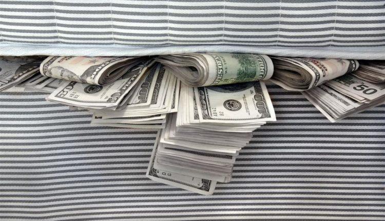 «Крышевавший» банки полковник ФСБ Черкалин хранил более 50 млн долларов дома у родителей «по служебной необходимости»