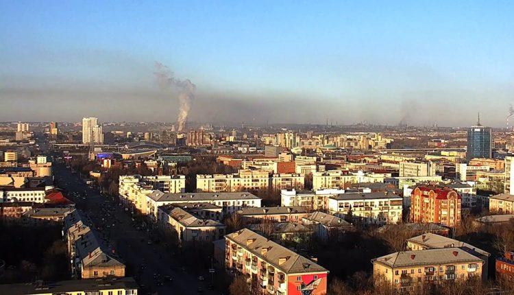 Челябинск вновь окутал удушливый смог. Жители жалуются на головокружение и кашель