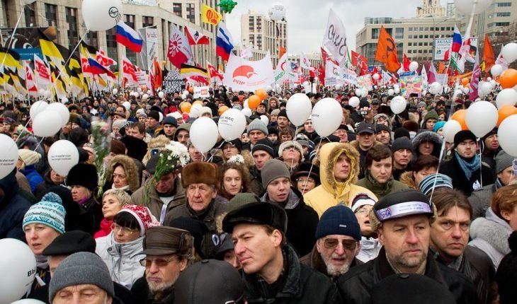 Конституционный суд признал неправомерным запрет властей на митинги возле госучреждений