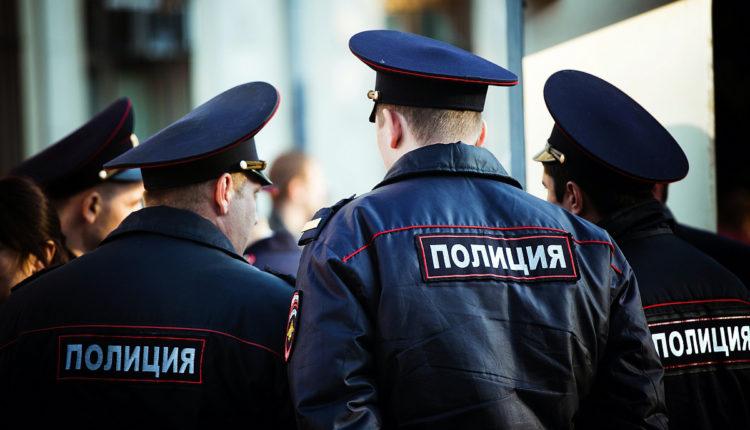 Московские полицейские с начала года поучаствовали в 56 разбойных нападениях