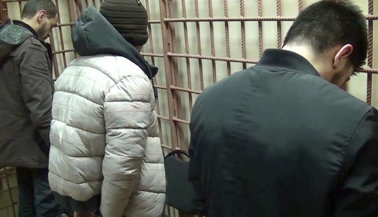 Силовики задержали пятерых исламистов, готовивших теракты в Москве