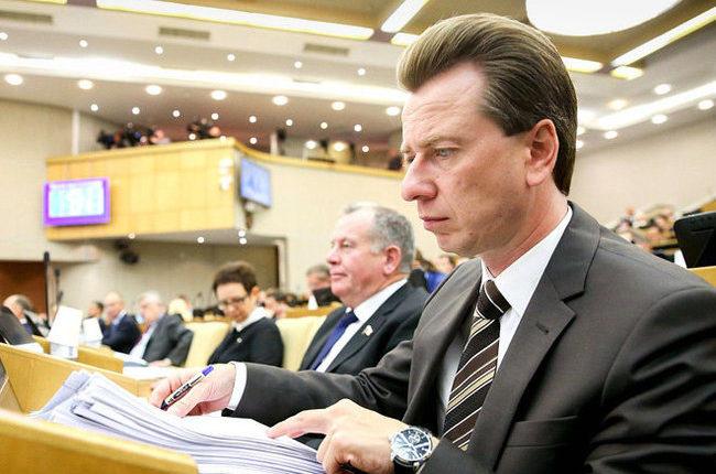 Депутата Госдумы Бурматова заподозрили в лоббировании интересов мусоросжигательного бизнеса