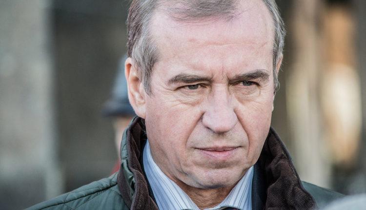 Губернатора Иркутской области заставляют покинуть пост, угрожая уголовным делом против сына