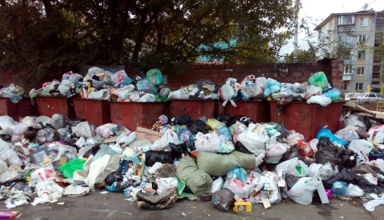 Минприроды прогнозирует очередной «мусорный коллапс» в Челябинской области и по всей России