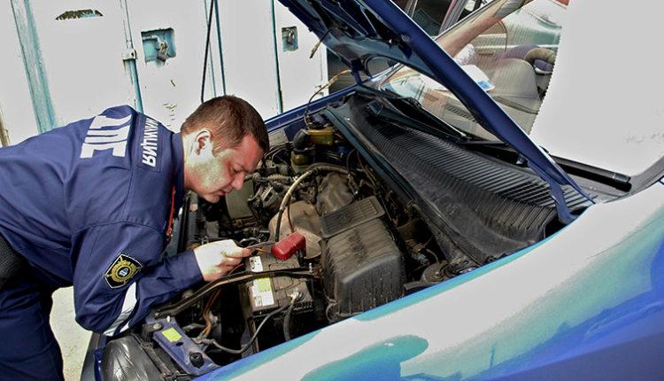 Автомобилистам придется раскошелиться на 5-20 тысяч рублей за нанесение специальной маркировки взамен съеденных коррозией номеров кузова