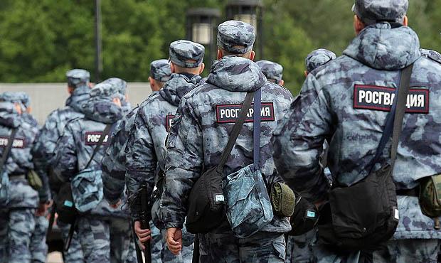 За год Росгвардия потратила почти 800 млн рублей на средства для разгона митингов