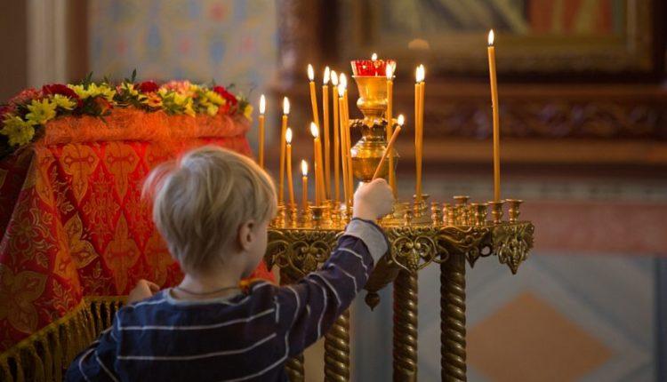 Детский благотворительный фонд потратил 45 млн рублей на помощь церкви
