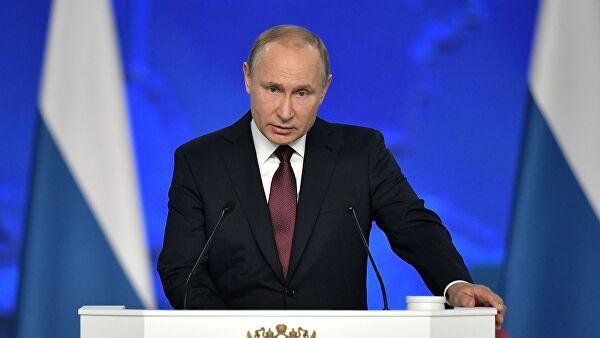 После послания Федеральному собранию и отставки правительства рейтинг Путина продемонстрировал рост
