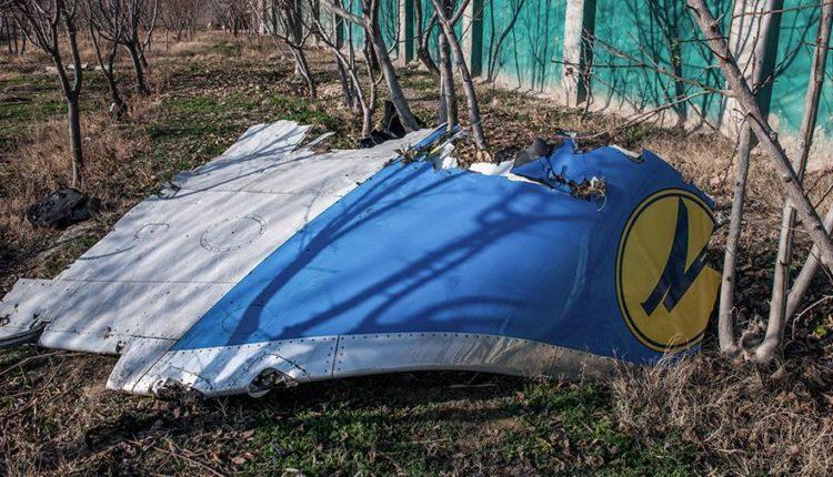 Удар ракеты по украинскому «Боингу» в Иране попал на ВИДЕО
