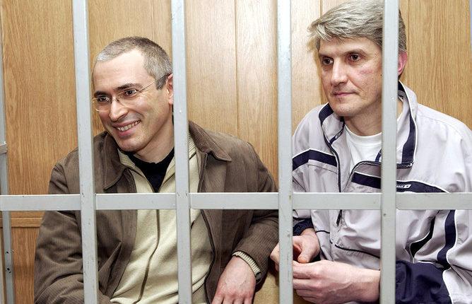 ЕСПЧ не стал признать политическим второе дело Ходорковского и Лебедева