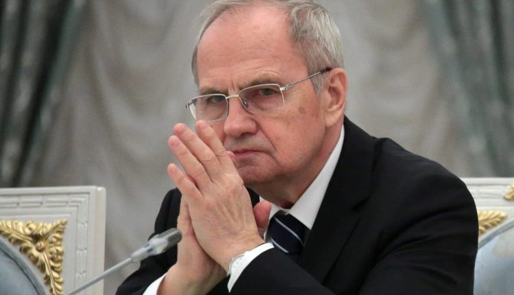 Председатель КС РФ Зорькин оказался совсем не бедным человеком