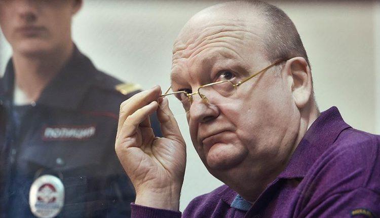 Бывший глава ФСИН Александр Реймер выйдет из колонии по УДО