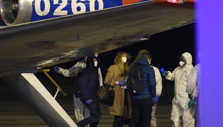 Из России будут депортировать зараженных коронавирусом иностранцев