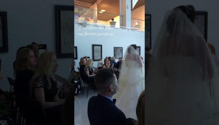 В Казани «по техническим причинам» закрыли музей, чтобы дочь министра культуры отпраздновала в нем свадьбу. ВИДЕО