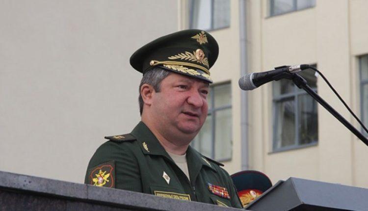 Обвиняемый в мошенничестве замглавы Генштаба Арсланов задержан сотрудниками ФСБ