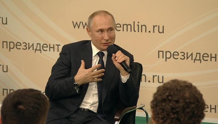 Путин заявил, что уволил главу Чувашии не из-за коррупции, а из-за неуважительного отношения к людям