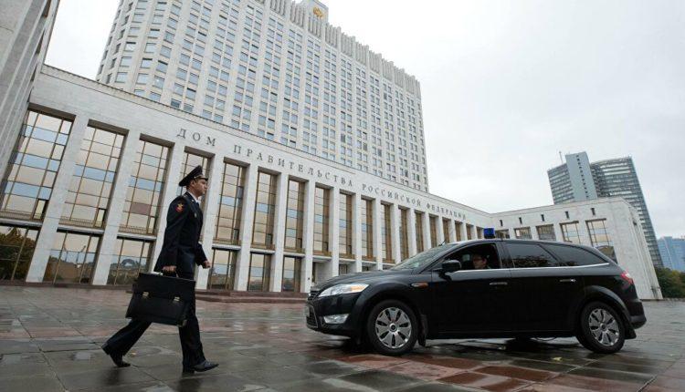 Правительство попросило Госдуму разрешить ему вводить режим ЧС во всей России