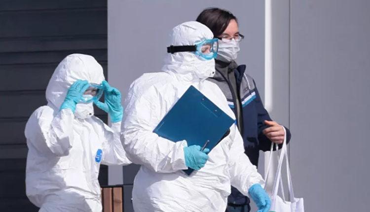 Российские врачи жалуются на отсутствие средств индивидуальной защиты, необходимых для работы с коронавирусными пациентами