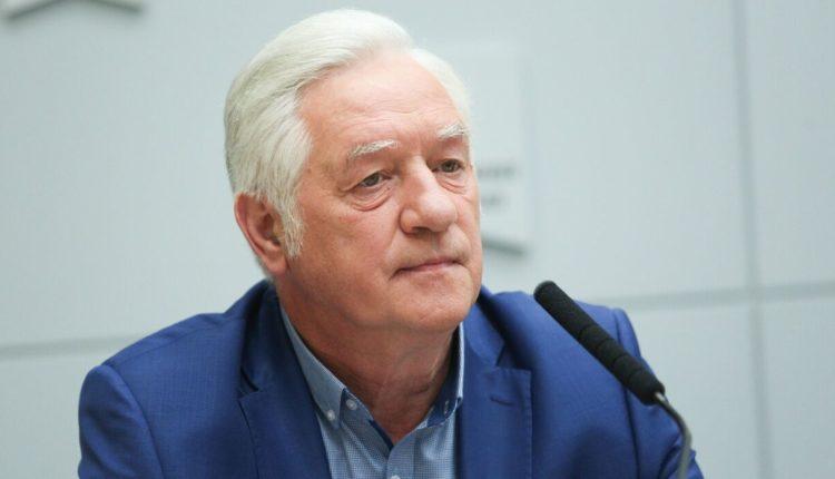Глава Мосгоризбиркома Валентин Горбунов покидает свой пост. Ранее у него обнаружили квартиры в Хорватии