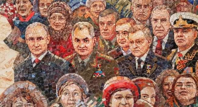В РПЦ заявили, что уберут мозаику с Путиным из храма только по приказу патриарха или министра обороны