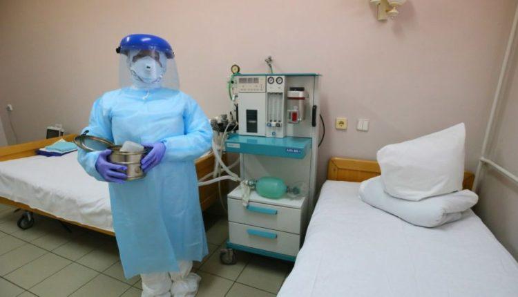 В Челябинской области скончался первый пациент с коронавирусом