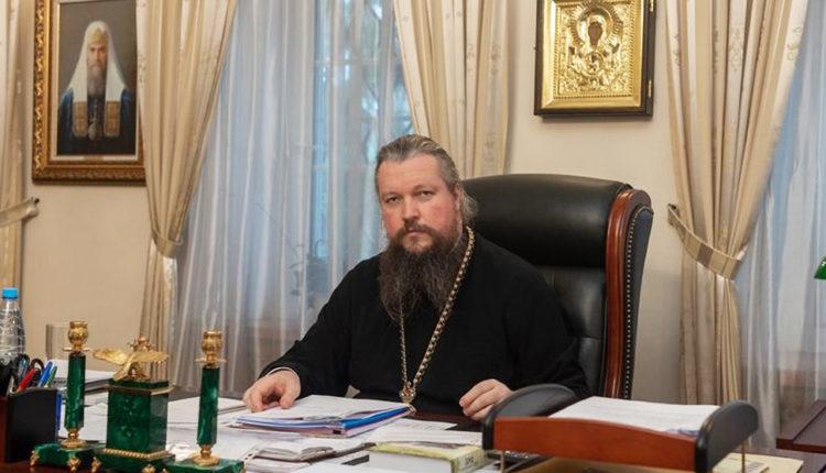 Высокопоставленный священник РПЦ заразился коронавирусом