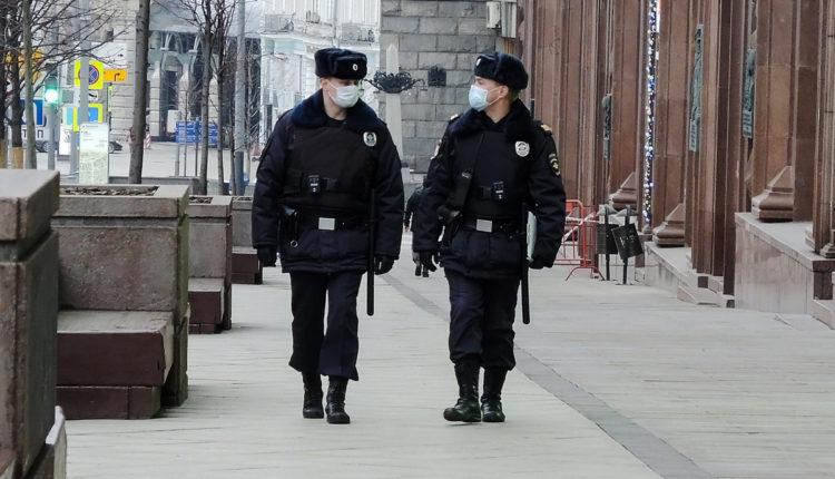 Полицейские не могут штрафовать граждан за нарушение карантина по новой статье КоАП