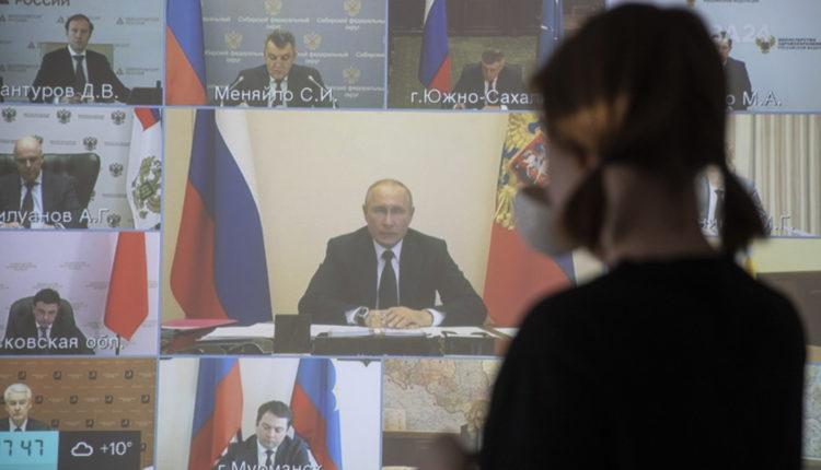 Почти половина россиян не одобряют антивирусные меры Путина и Мишустина