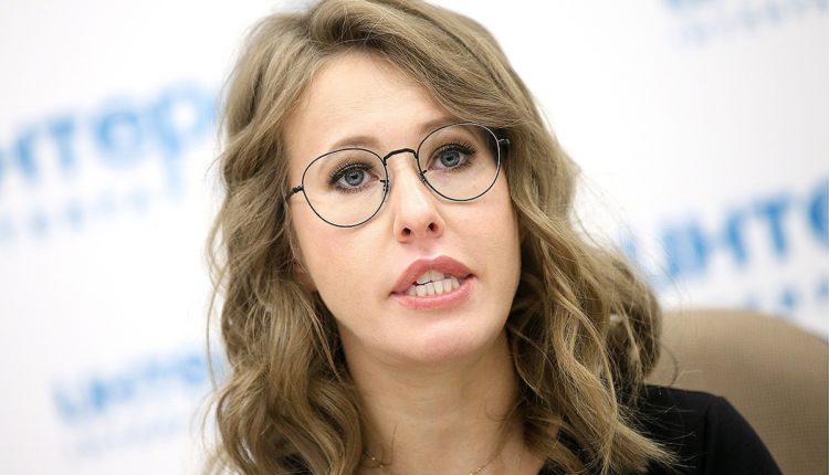 Собчак не усмотрела кумовства в запросе от матери-сенатора по поводу ее крабового бизнеса