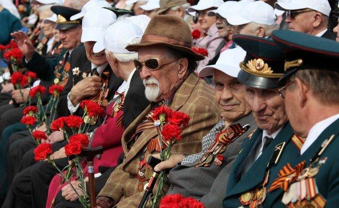 Песков: участие ветеранов в праздновании Дня Победы нецелесообразно