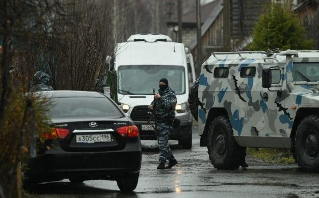 Боевики, готовившие теракты, ликвидированы ФСБ в Екатеринбурге