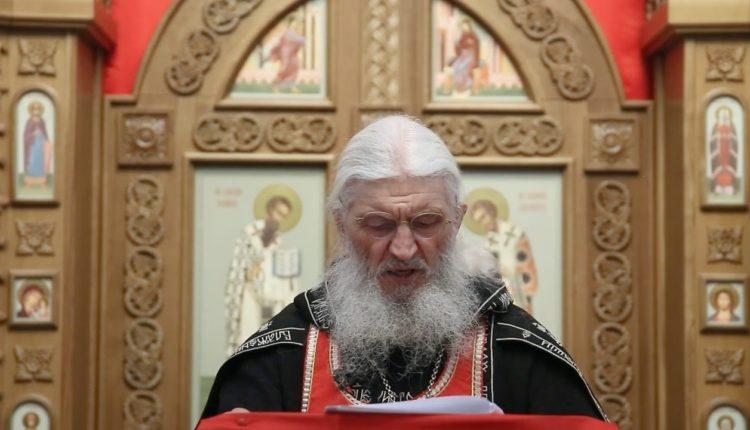 Уральскому священнику, проклявшему тех, кто закрывает храмы из-за коронавируса, запретили проповедовать. ВИДЕО