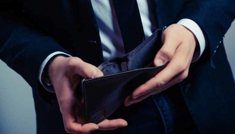 Число личных банкротств в России увеличилось на 70%. Из-за коронавируса ожидается очередной всплеск