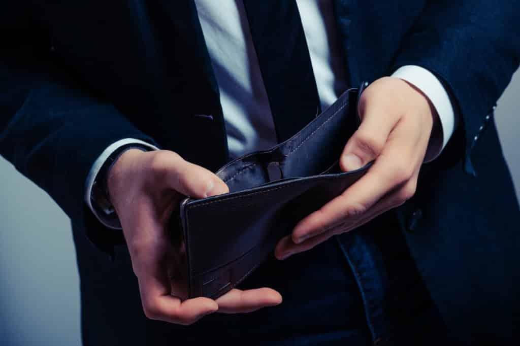банкротство залогодателя третьего лица