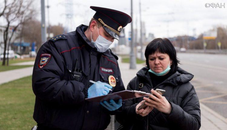 В Москве сотрудников угрозыска, снабженцев и кадровиков привлекли к патрулированию улиц