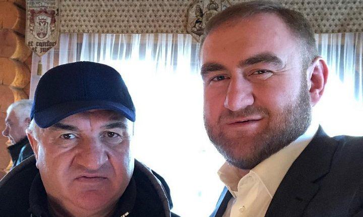 Следственный комитет: экс-сенатор Арашуков организовал два убийства по приказу отца