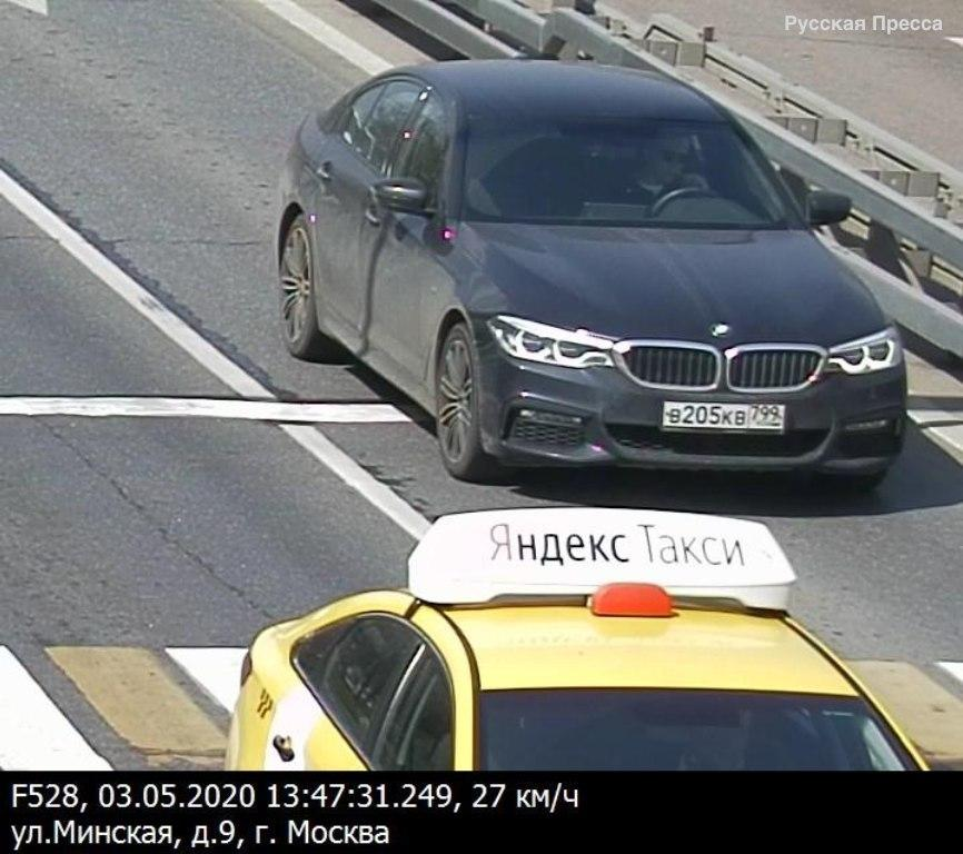 Сынок Ирины Гехт насобирал многотысячные штрафы на машине за 4 млн 23