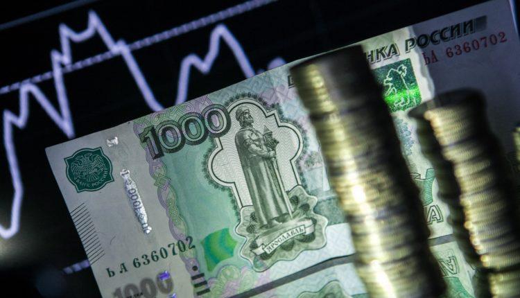 Российская экономика упала на 12% за один лишь апрель