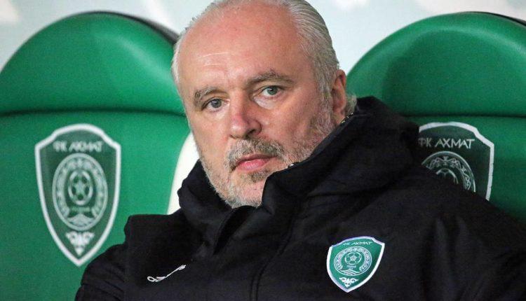 От Кадырова требуют уволить главного тренера «Ахмата» за высказывание о «ноющих» россиянах. ВИДЕО