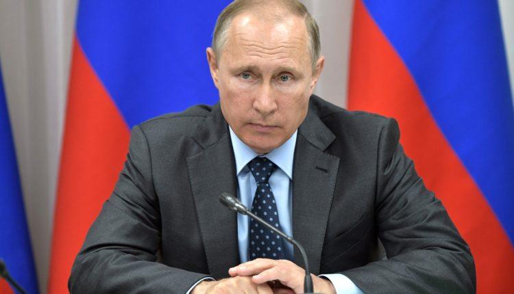 Путин заявил, что пик коронавируса в России пройден и назвал дату парада Победы